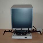 Un lecteur de microfilm mis en vente par une association de généalogistes bretons...