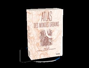 couverture de l'Atlas des Mondes Urbains